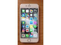Used iPhone 6 16GB White - Few cracks/scratches UNLOCKED