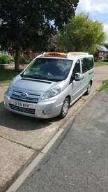 Fiat Scudo TAXI Wheel Chair accessible