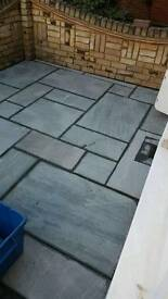 Driveways and landscaping