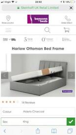 Brand new electric ottoman bed please read