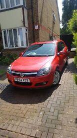 Vauxhall Astra Elite 83k Miles **SAT NAV**