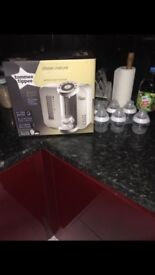 Tommee Tippee perfect prep machine brand new