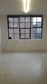 Studios Available: Unit 1, Warwick Works, Downs Road, Hackney E5 8QJ