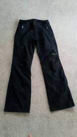 Dare2 b ski trousers size 10