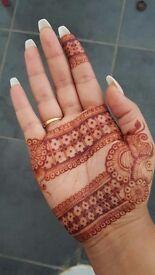 Experienced Henna/Mehendi Artist - 100% natural henna.