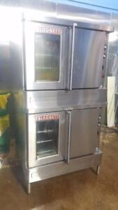 BLODGETT DOUBLE STACK ELECTRIC CONVECTION OVENS