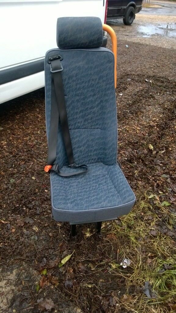 Selection of minibus seats , like new