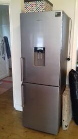 Samsung fridge freezer £300 o.n.o. with water dispenser excellent condition nearly new