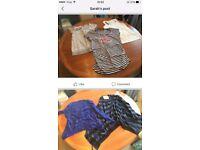 Maternity clothes bundle. Size 12