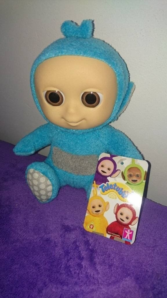 Blue and Pink new Teletubbie Babies