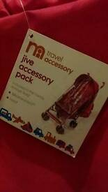Mother Jive Accessory Pack Bnwt