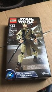 Lego Star Wars buildable figure