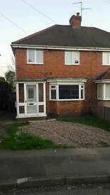 3 Bedroom House to Let - Wolverhampton
