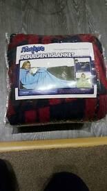 Adults slanket blanket