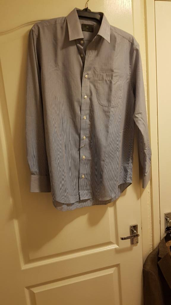 2 x Marks and Spencer shirts