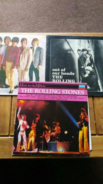 Rolling stones albums | in Shipley, West Yorkshire | Gumtree