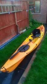 Ocean kayak prowler elite 4.5