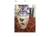 Stunning large vase