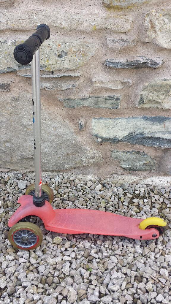 Micro scooter mini - * Can Deliver *