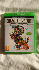 Rare Replay Xbox One Game for Sale (30 Hit Games) £5 Used briefly but in immaculate condition