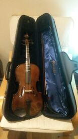 Forenza Prima 2 Viola Outfit - 16 Inch *with D'Addario Prelude strings and carry case*