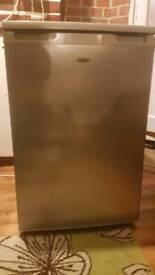Silver LOGIK Freezer for CHEAP [KITCHEN FRIDGE APPLIANCES ELECTRIC]