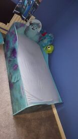 Monsters inc sully toddler bed up to age 5
