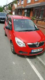 VAUXHALL AGILA | 2009 | LOW MILEAGE