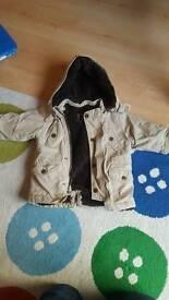 Baby gap coat 18 to 24 warm jacket