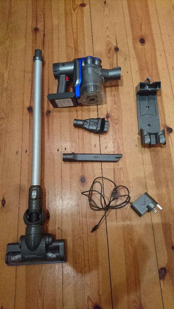 Dyson DC35 stick handheld vacuum, new battery & 50% extra runtime. VGC. Crystal Palace SE19 (V6 V8)