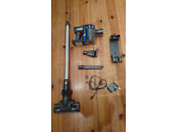 Dyson DC35 stick handheld vacuum, new battery & 50% extra runtime. VGC. Crystal Palace SE19 (V6 V8)
