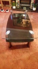 Coffee Table -GLASS