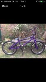 Hoffman BMX Bike