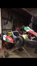 2015 Project One Cadet Kart