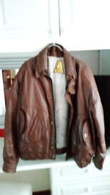 Akito Leather Jacket.