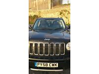 Jeep Patriot S Limited.Very low mileage. Cheapest online for specs and mileage. Great car