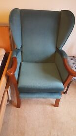 CHAIR NICE CONDITION AS PER PHOTO
