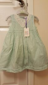 Brand New Boots Baby Dress 12-18months