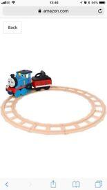 Thomas the Tank Ride on Train & Track