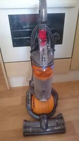 DYSON DC24 BALL, BAGLESS AND LIGHTWAIGHT HOOVER WITH HEPA FILTERS