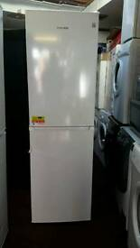 Daewoo new fridge freezer with guaranty fully working good condition