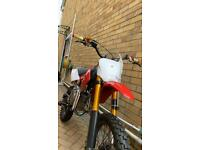Cw 140cc big wheel pit bike FOR SALE OR SWAPS FOR MOPED!