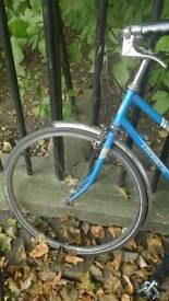 Old bike Triumph