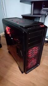 2 month old top gaming rig (comes with warranty!) Lowered price before selling to shop