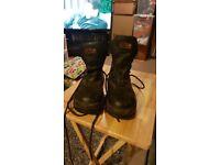 Vibram Sole Mate Workmans boots size 8