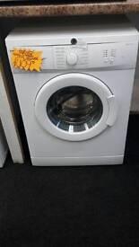 Beco white 5.kg load 1100 spin washing machine