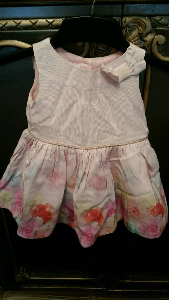 95cb13abbbeada Ted Baker baby girls dress 6-9 months