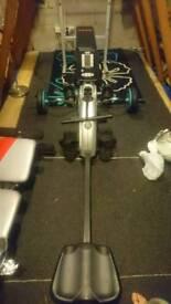 Rowing machine york