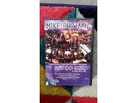 Mike Portnoy Liquid Drum Theatre DVD - 2 Discs - Excellent Condition