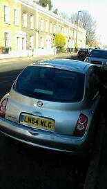Nissan micra automatic Spare or repair